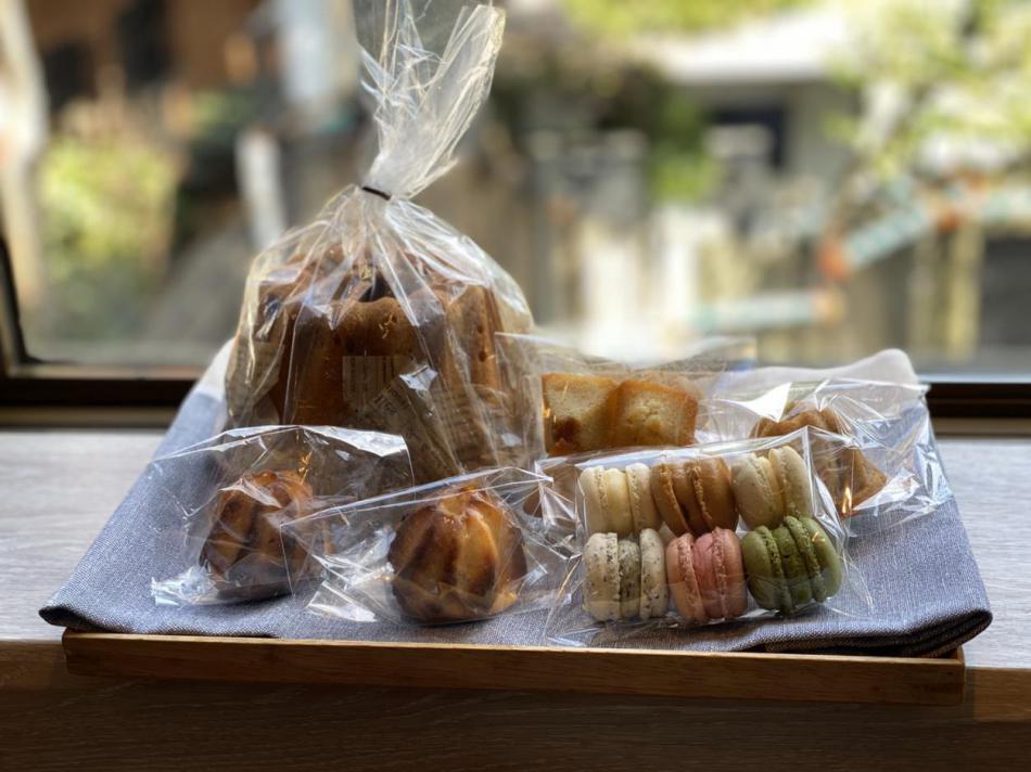 焼き菓子・半生菓子のギフトボックス